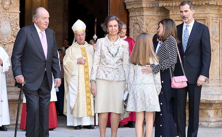 Juan Carlos se siente como un jarrón chino: valioso, pero no saben dónde colocarlo