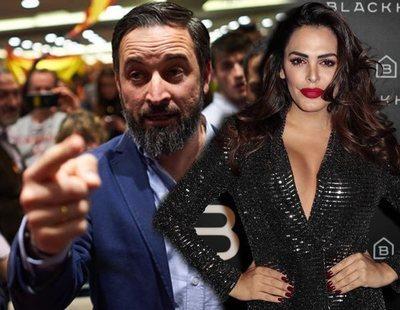 """Amor Romeira ('GH 9'): """"Quiero acostarme con Santiago Abascal"""""""