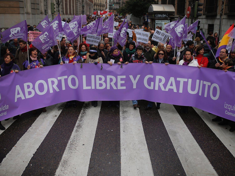 Descienden un 30% los abortos entre chicas jóvenes desde que se aprobó la ley de plazos