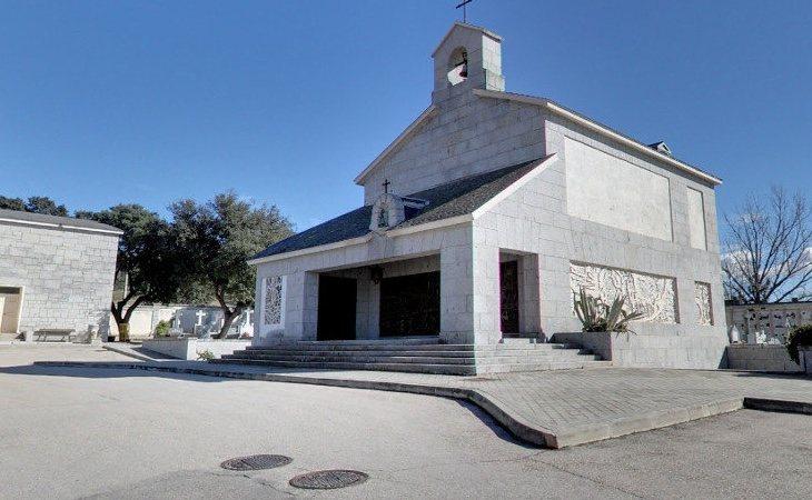 El Gobierno ya había comenzado los trabajos de acondicionamiento en la cripta de El Pardo