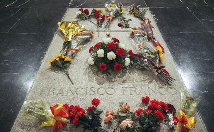 eL Supremo ha paralizado la exhumación de Franco