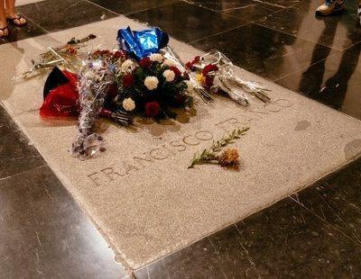 El Supremo paraliza la exhumación de Franco del Valle de los Caídos