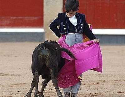 Denuncian una celebración taurina con menores en Córdoba
