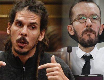Alberto Rodríguez sustituye a Pablo Echenique en la Secretaría de Organización de Podemos