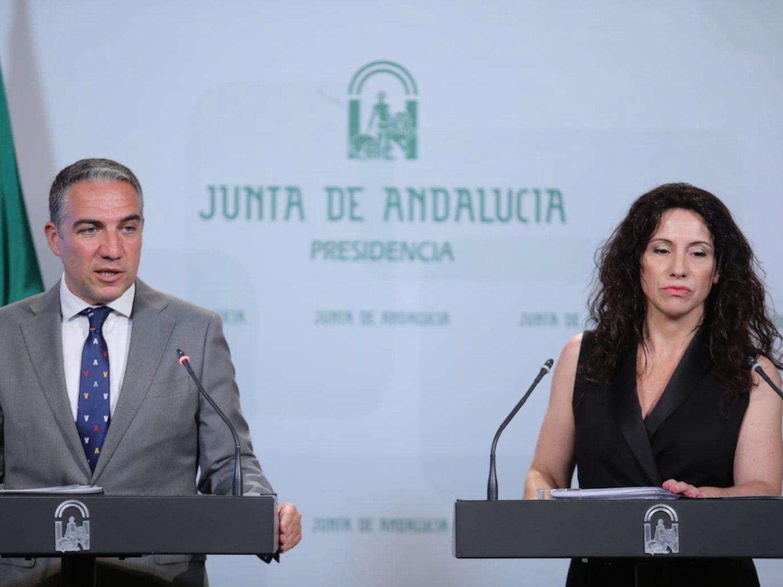 PP y Cs revisarán las ayudas para igualdad en Andalucía por la amenaza de VOX