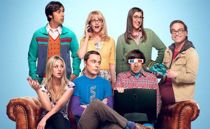 Series como 'The Big Bang Theory' ayudan en determinados probemas
