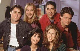 Ver 'Friends' y 'The Big Bang Theory' alivia los problemas de ansiedad, según un estudio