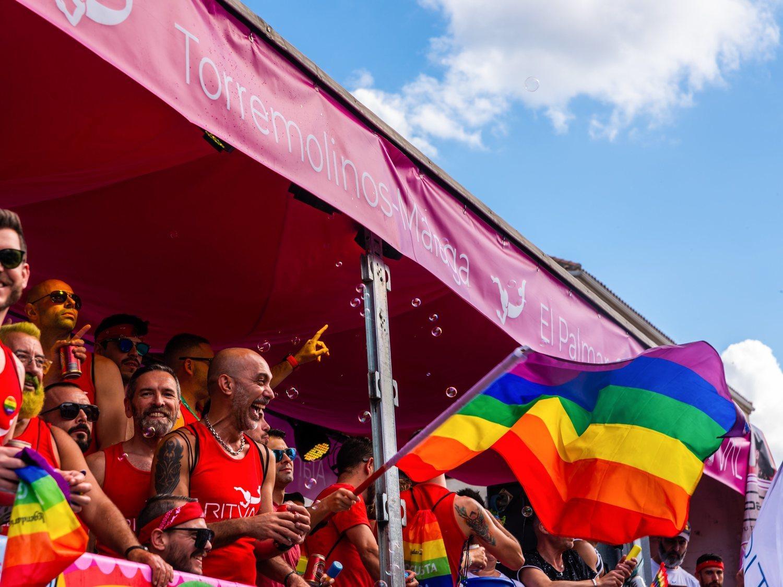 VOX cesa a una concejal por haber participado en el Orgullo LGTBI de Torremolinos