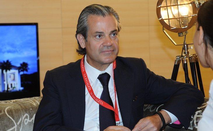 El patrimonio de Marcos De Quinto se acerca a los 41 millones de euros
