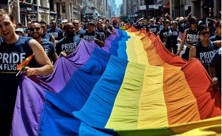 El Boston Pride Parade es uno de los desfiles del Orgullo más famosos del mundo