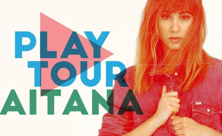PlayTour, la gira de Aitana Ocaña