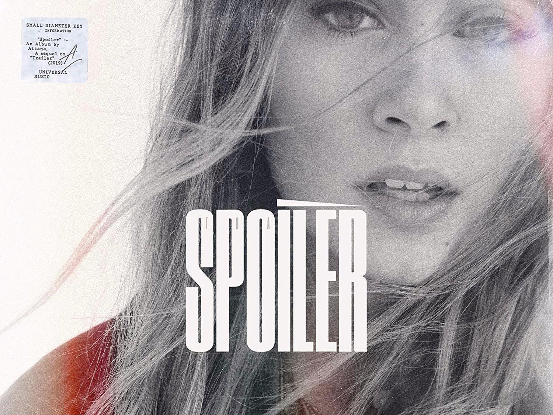 """Aitana revela las claves de 'Spoiler' y se sincera: """"Este año ha sido una montaña rusa"""""""