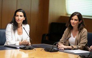Ayuso (PP) y Monasterio (VOX) presionan a Ciudadanos para aceptar un tripartito en Madrid
