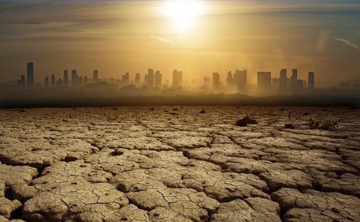 Muchas zonas del planeta se volverían completamente inhabitables, originando el colapso de la civilización