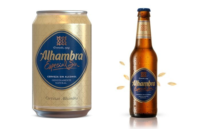 Alhambra Especial SIn Alcohol