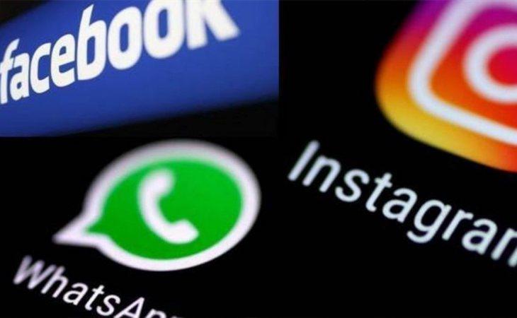 Facebook, WhatsApp e Instagram