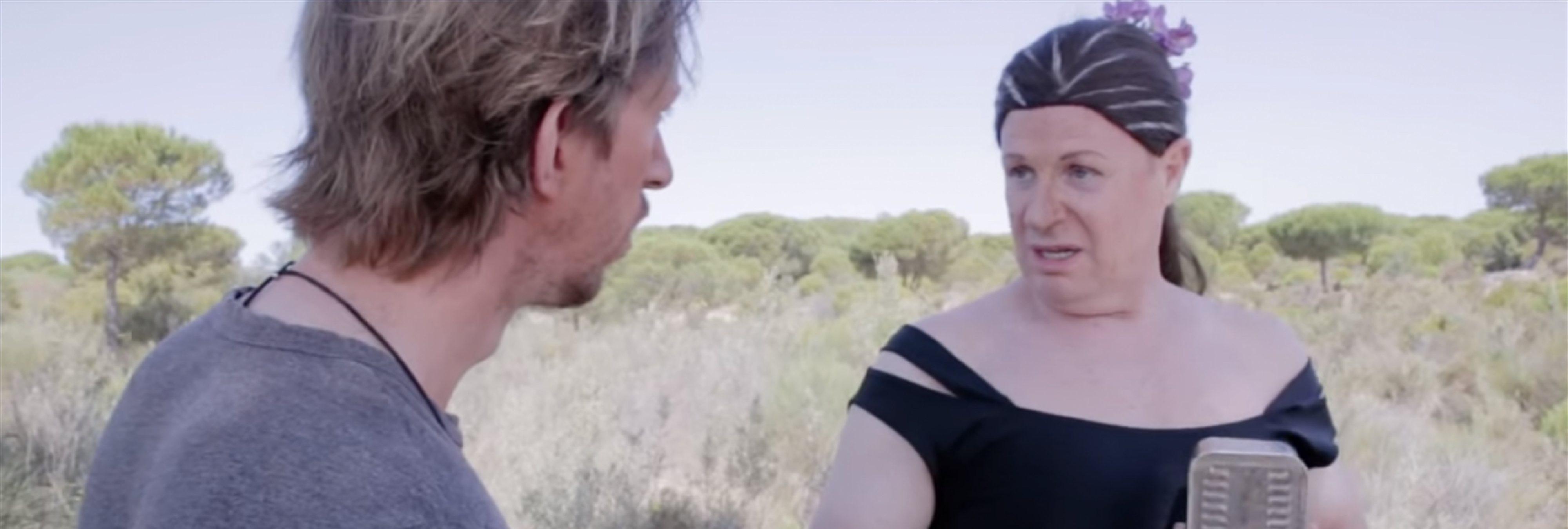 """Los Morancos parodian a Isabel Pantoja en 'Supervivientes', """"la khaleesi de Triana"""""""