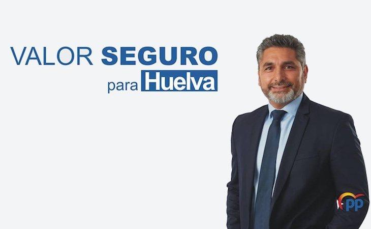 Juan José Cortés es diputado del PP por Huelva en el Congreso
