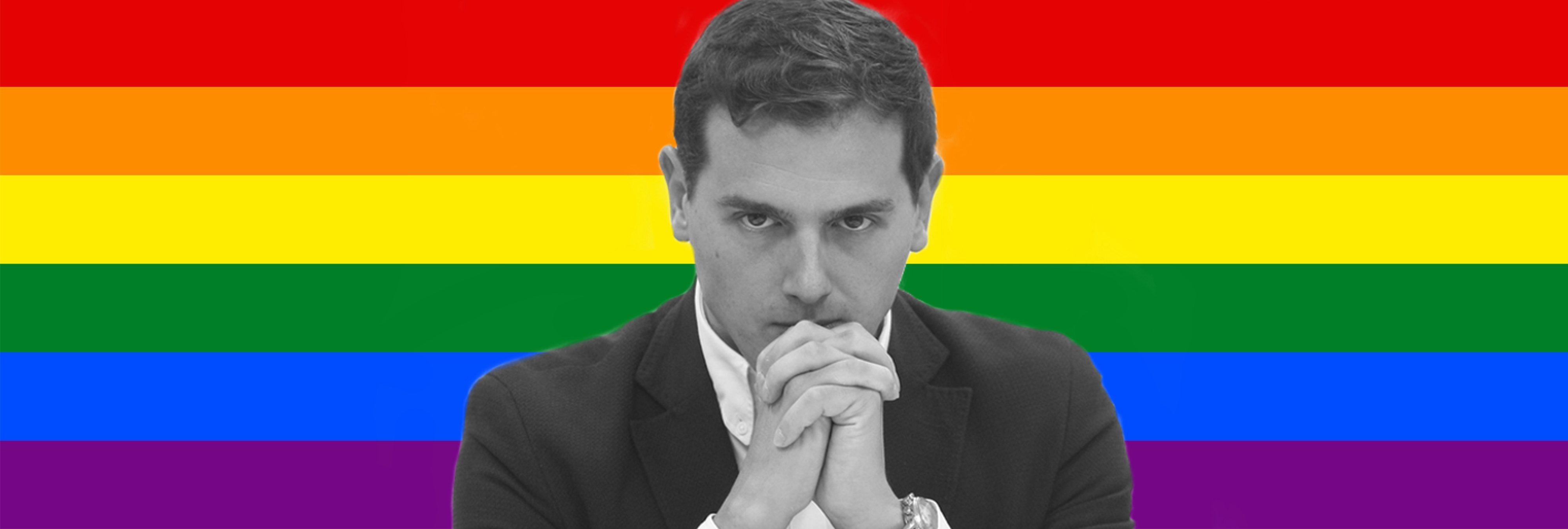 El drama de Ciudadanos con el Orgullo LGTBI: la vergonzosa hipocresía del partido naranja