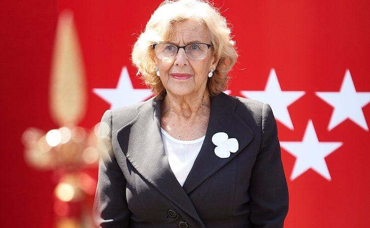 Manuela Carmena redujo la deuda del Ayuntamiento de Madrid a más de la mitad