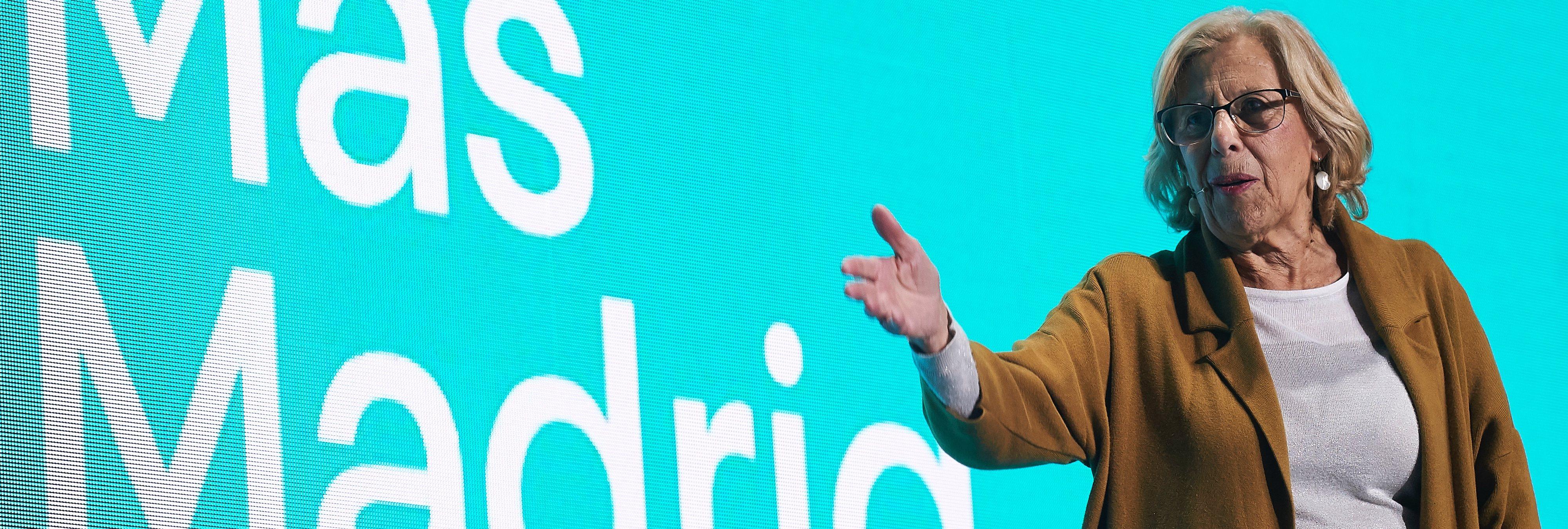 Balance de Carmena en Madrid: reduce la deuda un 54% y deja un superávit de 1.000 millones