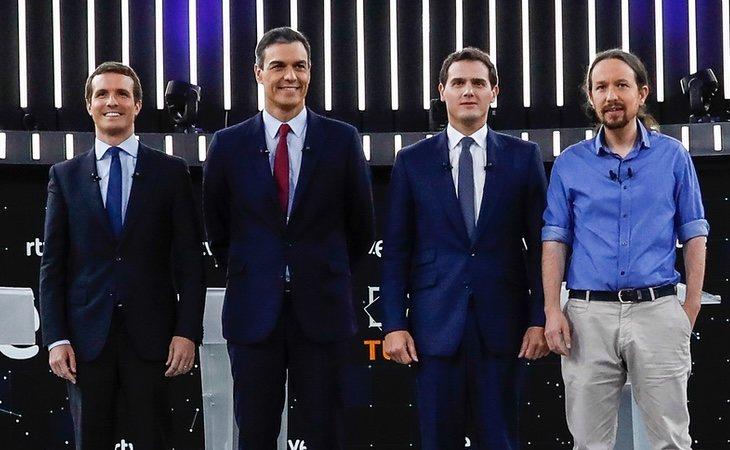 El PSOE mantiene a Podemos como socio preferente, aunque tuvo esperanzas de recibir una abstención desde PP y Ciudadanos en la investidura