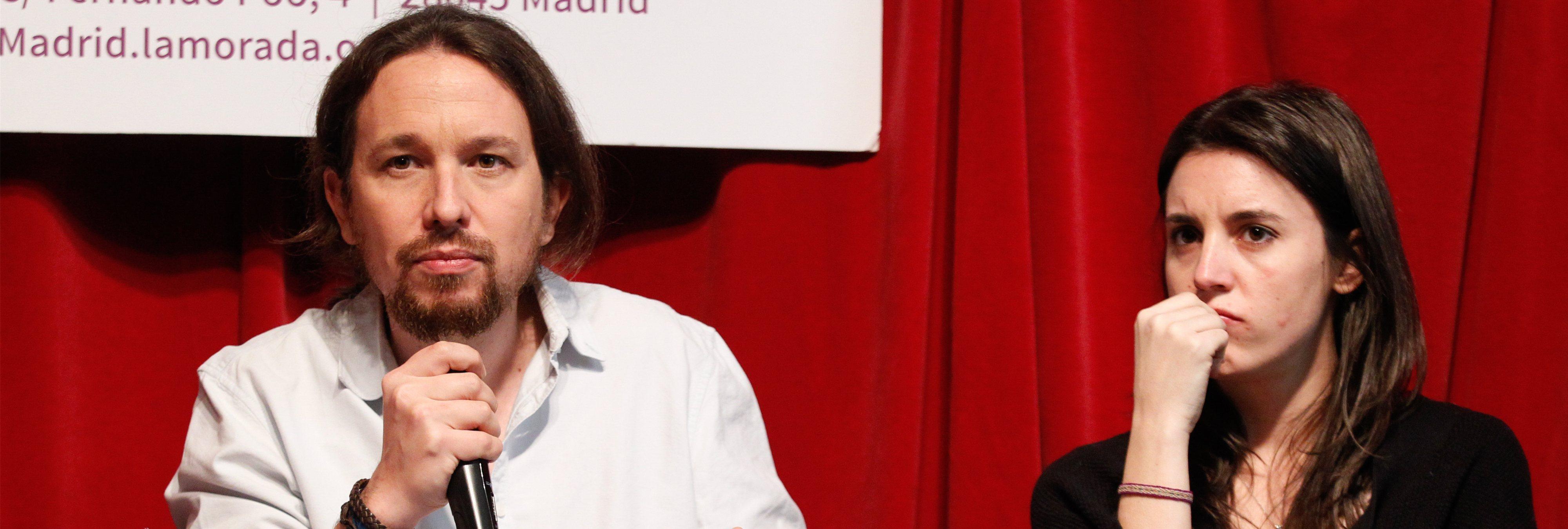 Critican a Iglesias y Montero por contratar a una nodriza por 100 euros la noche