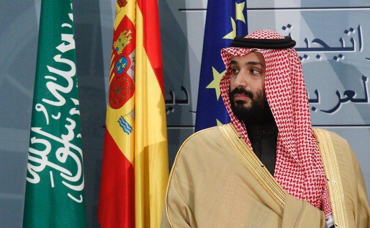 Mohamed bin Salman es el príncipe heredero de ma monarquía saudí