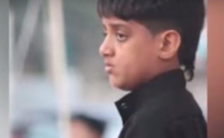 Murtaja Qureiris fue detenido a los 13 años por participar en una protesta antigubernamental