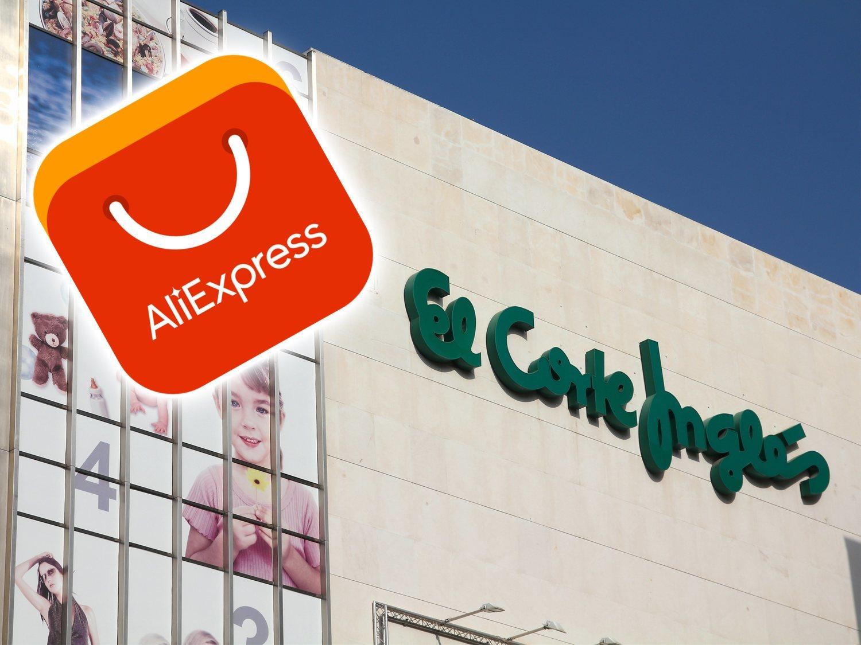 Así es la estrategia de El Corte Inglés con AliExpress, que traerá sus primeras tiendas