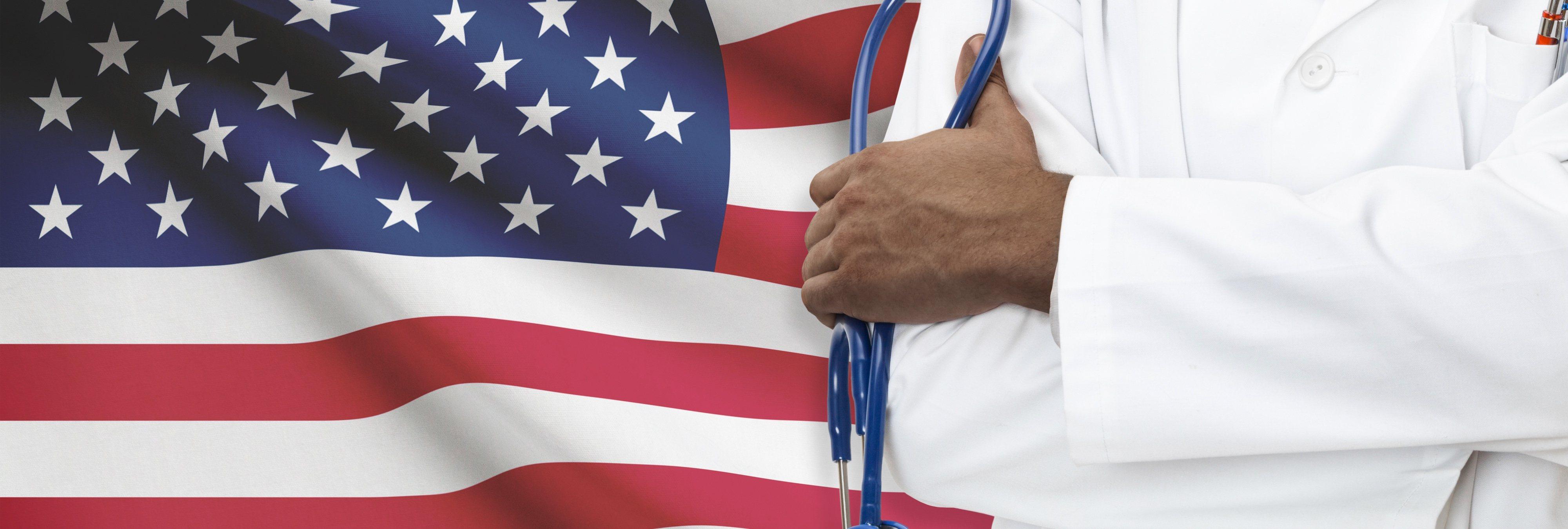 Una escritora se hace viral en Twitter por criticar la atención sanitaria estadounidense