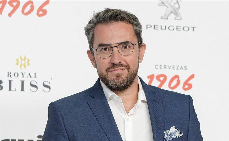 Máximo Huerta ha sido fichado como presentador en TVE