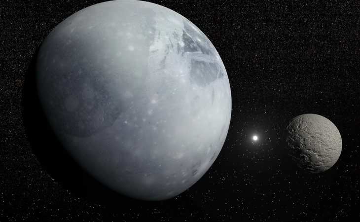 Misión New Horizons rumbo a Plutón