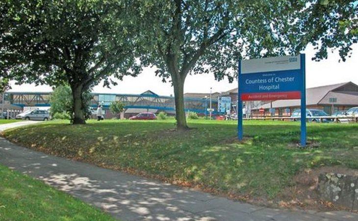 El hospital de Cheshire, donde más de una quincena de bebés han fallecido a manos de la enfermera Lucy Letby