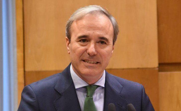 Jorge Azcón (PP) será el alcalde de Zaragoza tras el acuerdo de PP y VOX en Madrid