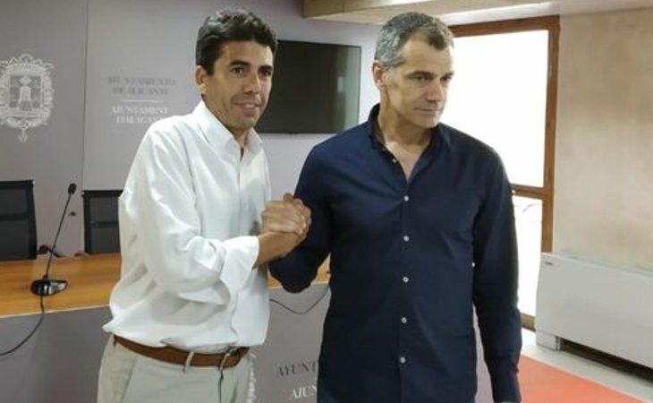 PP y Ciudadanos gobernarán en Alicante. aunque necesitarán a VOX