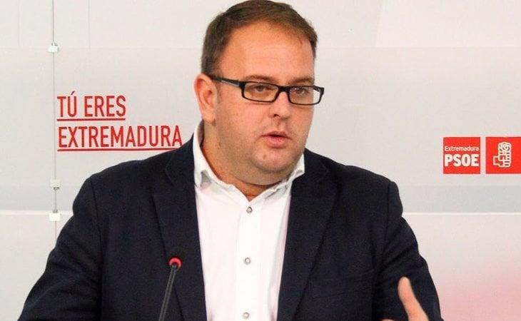 Antonio Rodríguez Osuna (PSOE), elegido alcalde de Mérida por mayoría absoluta