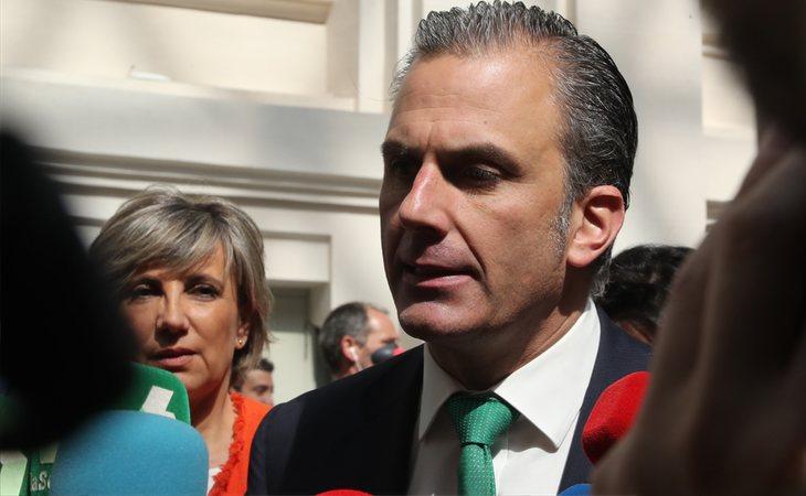 Ortega Smith anuncia la entrada de VOX al Gobierno de Madrid: 'Somos el Gobierno de la ciudad'