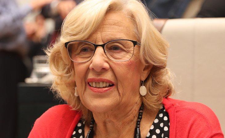 Carmena se despide del Ayuntamiento de Madrid: 'Hay que cuidar la democracia'