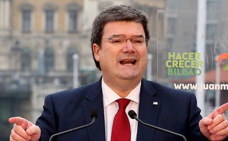 Juan Mari Aburto (PNV), reelegido alcalde de Bilbao tras pactar con PSE