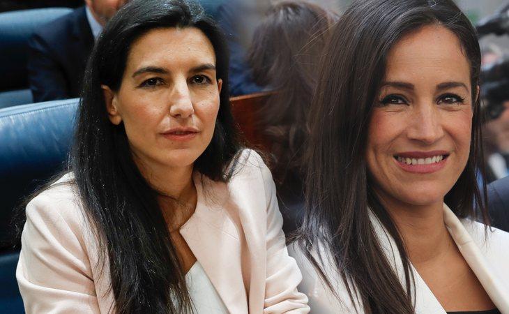 Rocío Monasterio (VOX) le recuerda a Villacís y Ciudadanos que son 'socios de coalición de gobierno' en Madrid