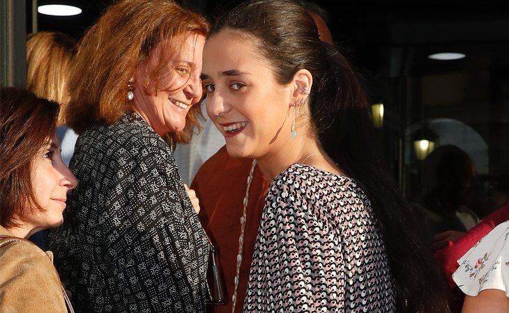 Victoria Federica de Marichalar acude al concierto sinfónico de 'Siempre Así' en el Teatro Real de Madrid