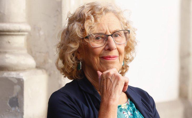 Manuela Carmena, un icono político
