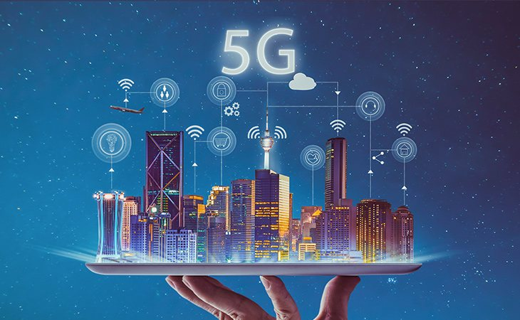 El 5G es un paso más de cara a las ciudades inteligentes