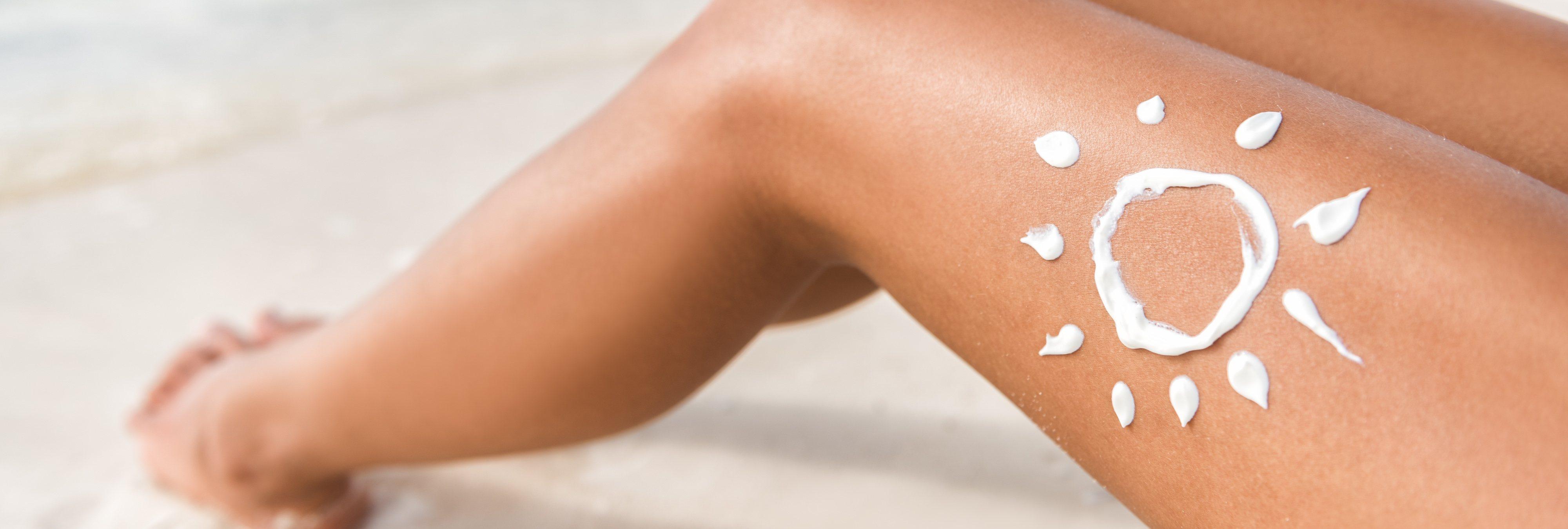 Las 5 peores cremas de protección solar, según la OCU