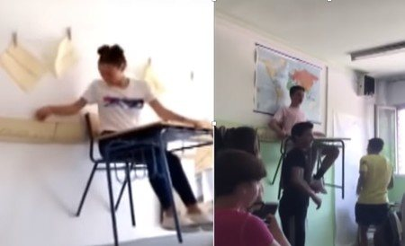 Desk Challenge, nuevo reto viral