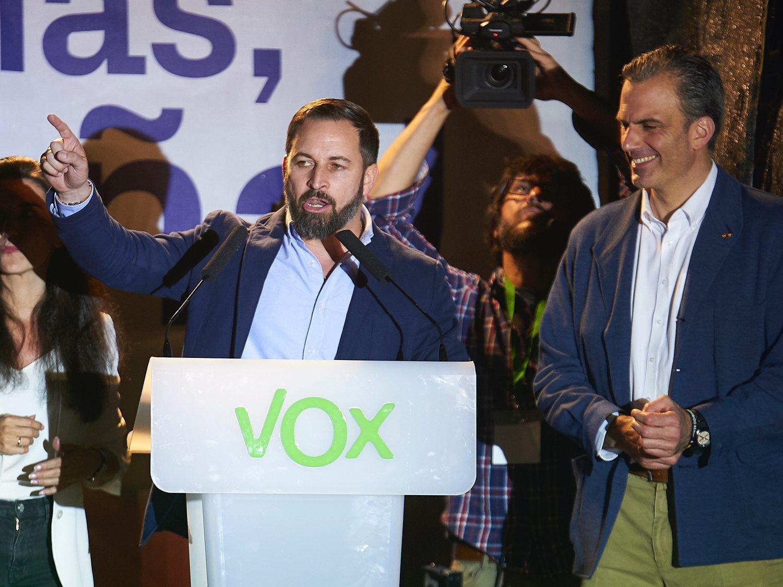 Estos son los distritos de Madrid que podría presidir VOX en las próximas semanas