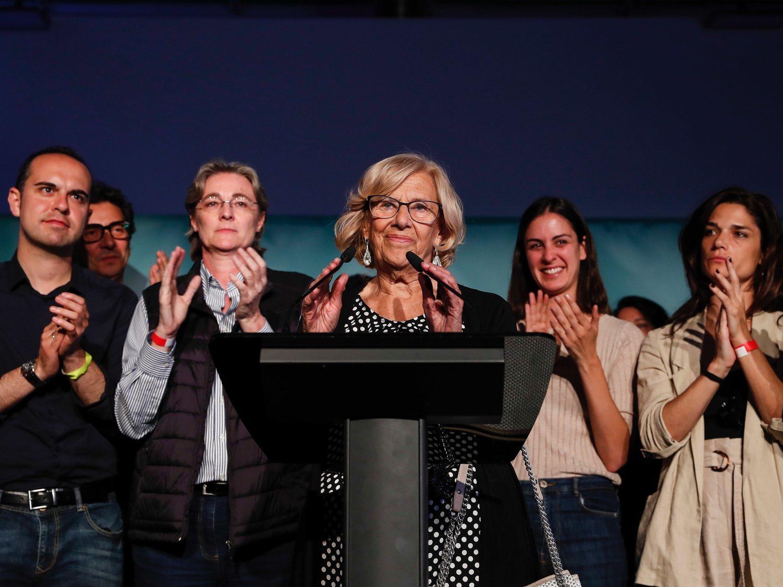 """Carmena renuncia a su acta de concejala y abandona la política: """"Yo ya no soy nadie"""""""