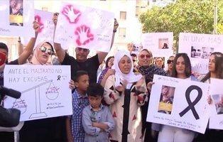 """""""Ni uno menos"""": Apoyo en Ceuta al guardia civil que se suicidó tras disparar a su mujer"""