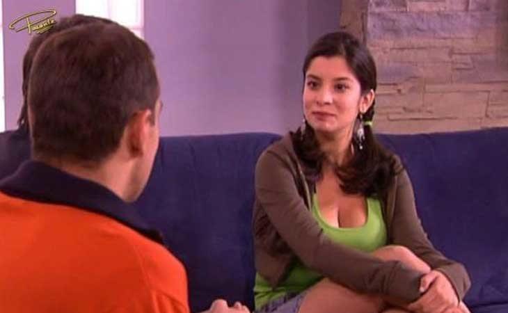 Sofía Nieto es Natalia Cuesta en ANHQV